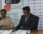 USP SIgn MOU With Investment Fiji