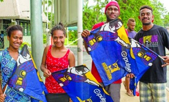 Showcasing Fiji Through Rugby