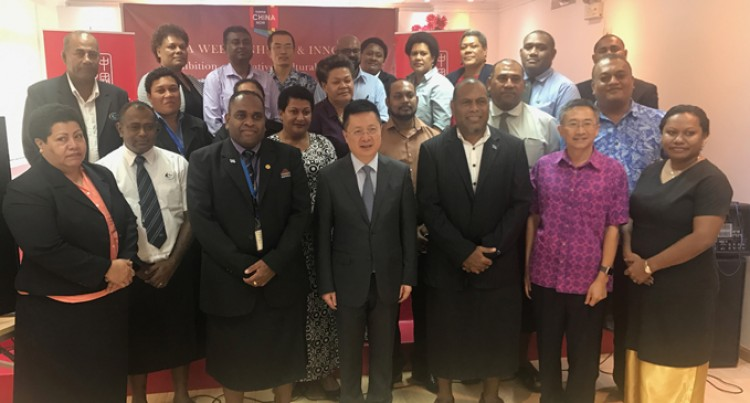 Civil Servants Go To China For Leadership Training