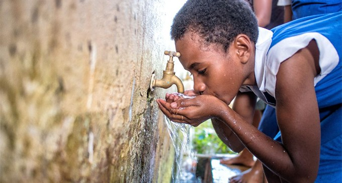 BUDGET 2018: 133 Rural Water Projects Covered