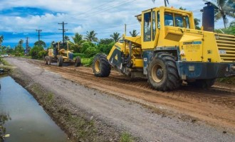 BUDGET 2018: $74 Million Allocated to Fiji Roads Authority to be Used for Renewing and Replacing Existing Road Assets
