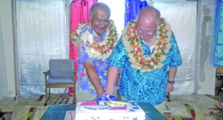 Ratu Epeli Commends Work Of Peace Corps