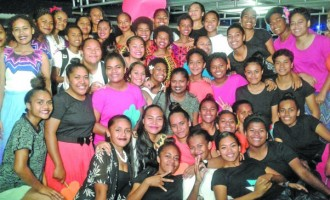 Concert Wins Hearts Of Families, Friends