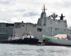 Aust Navy Ships Here Will  Conduct Regional Exercise