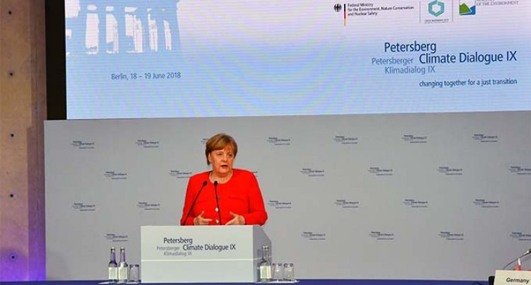 German Chancellor commends Fiji's Talanoa Dialogue method