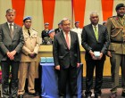 Fijian Peacekeeper Receives Posthumous Medal from UN