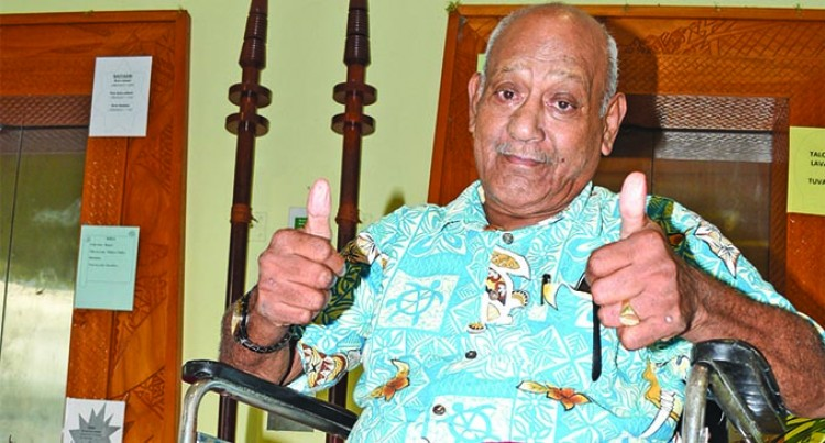 Ratu George Kadavulevu Cakobau Dies After Illness