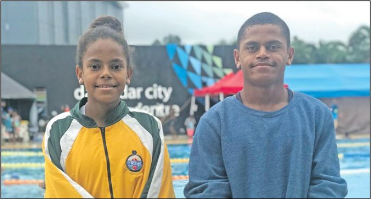 Bobi Siblings Win Medals