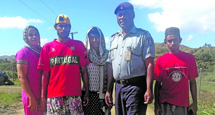 Passion Drives Community  Policing Officer