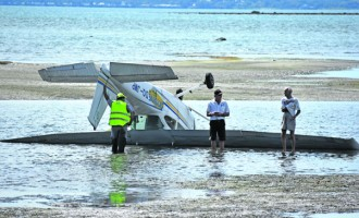 Probe Underway On Plane 'Precautionary Landing