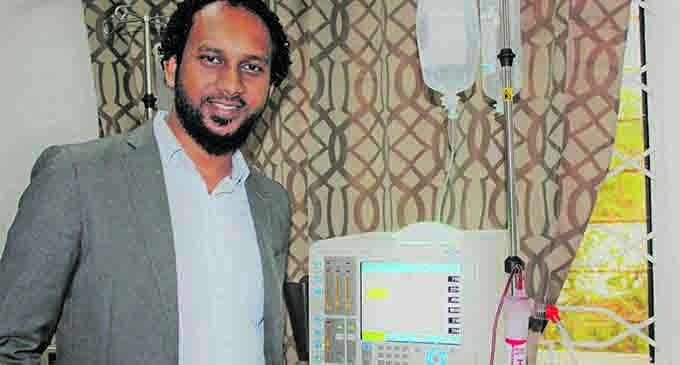 Allocation For Machines Will Cut Cost of Treatment