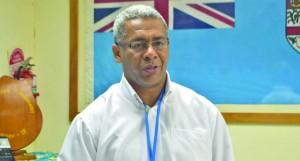 Medical Superintendent Dr. Jaoji Vulibeci. Photo: Nacanieli Tuilevuka