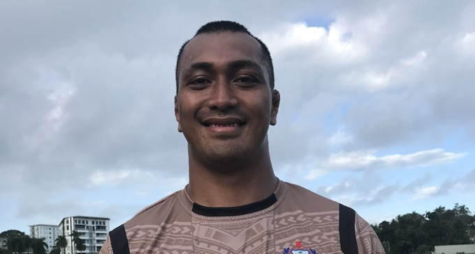 Fa'asalele Expects Tough Tonga Clash