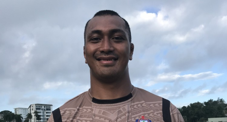 Fa'asalele Expects Tough Tonga Clash