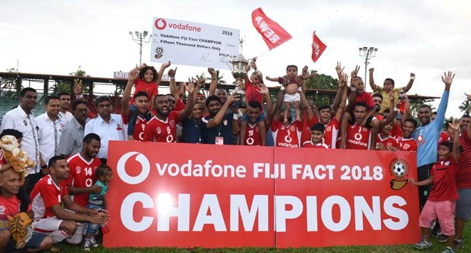 Injured Goalkeeper Stars In FACT Win