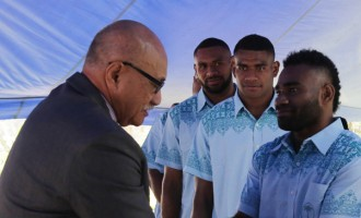 Players, Coaches Commended