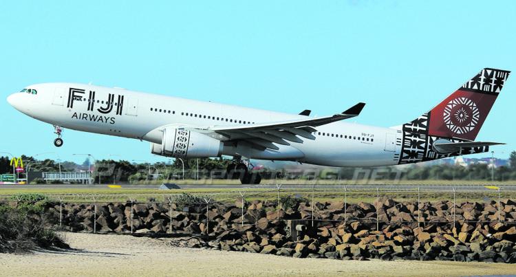 Fiji Airways Stresses Their Flight Safety