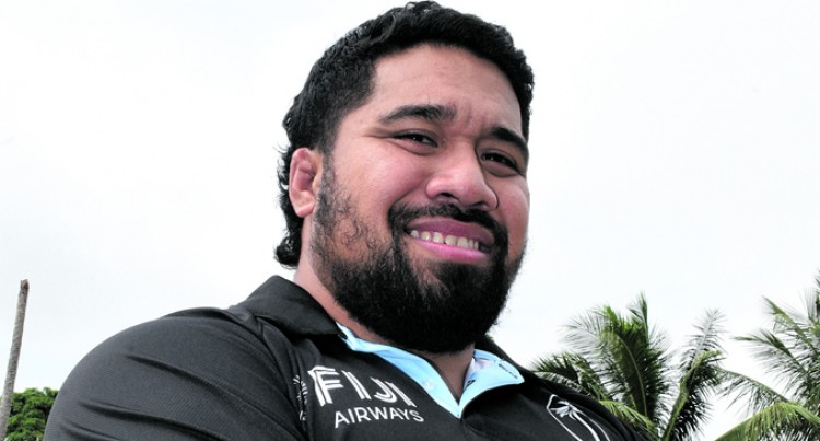 Senior Players To step-up: Ma'afu