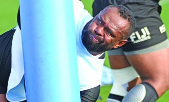 Radradra: I'm Honoured