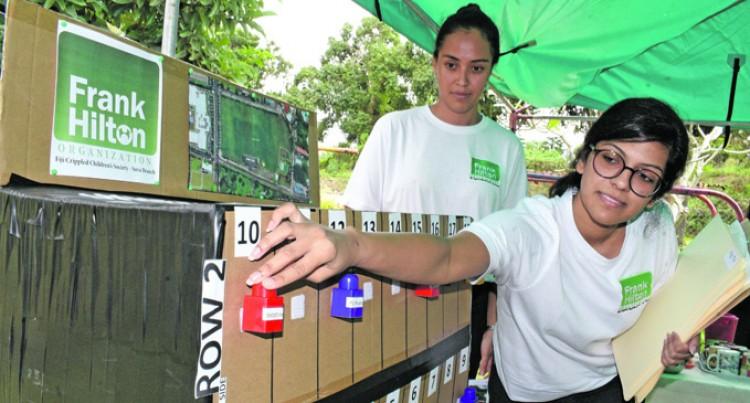 Participants Gear Up For 'Barrow' Race