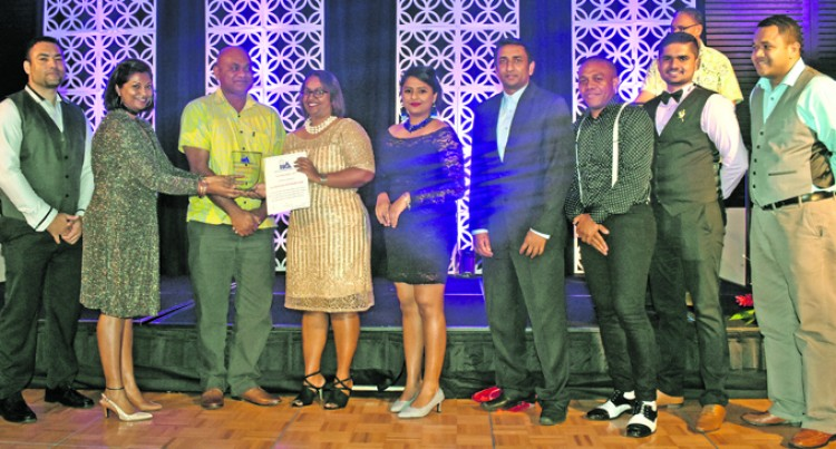 Hard workers Recognised At Awards