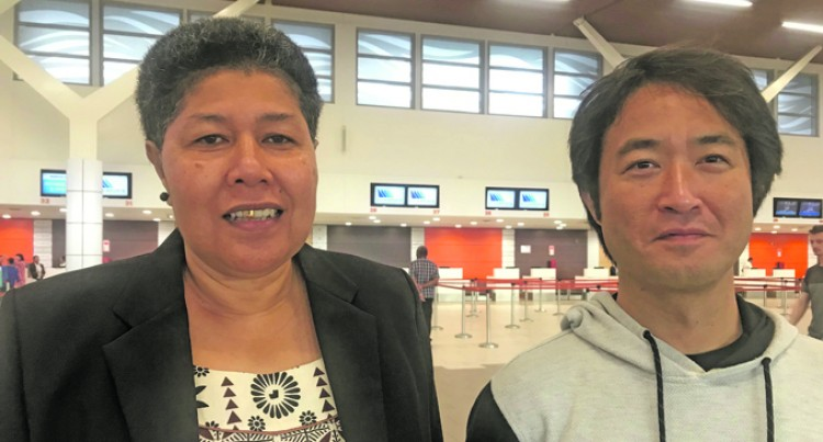 Fijians First Foreigners To Be Employed By Narita Airport