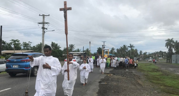 Children Receive Sacrament For First Time