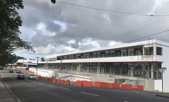 Flagstaff Plaza Open Soon