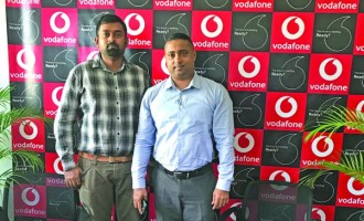 ROAMING WITH VODAFONE
