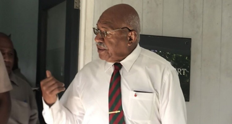 Court Grants Rabuka Bail Variation