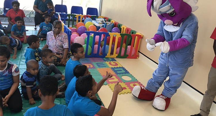 Free clinic for  children from orphanage