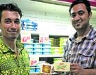 Bachelor, Entrepreneur Shops For Many Reasons