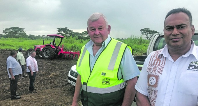Water Bowsers To Assist Cane Farmers