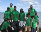 Coca-Cola Amatil Fiji Cleans Up Suva Foreshore