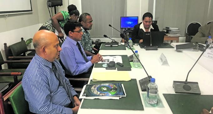 Piyasena Clarifies Fiji Ports' Security Measures