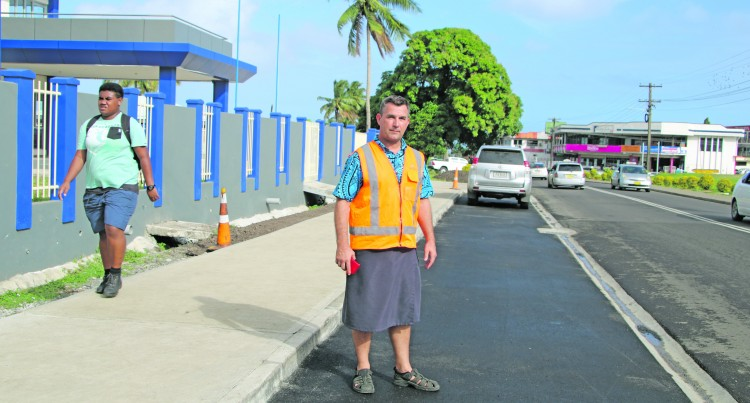 Newly-Upgraded Road Benefits Many In Nasinu