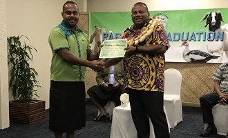 Agriculture Assistant Thankful For Paravet Course