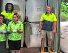 Pleass Global Recycling Underway