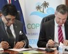 $3.6million Funding For COP 23 Presidency