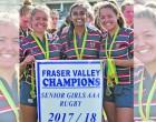 Sapna Living A Rugby Dream