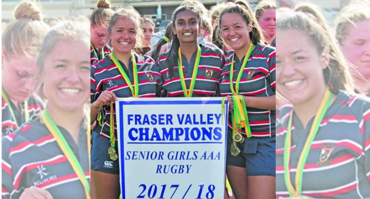 Sapna Living A Rugby Dream