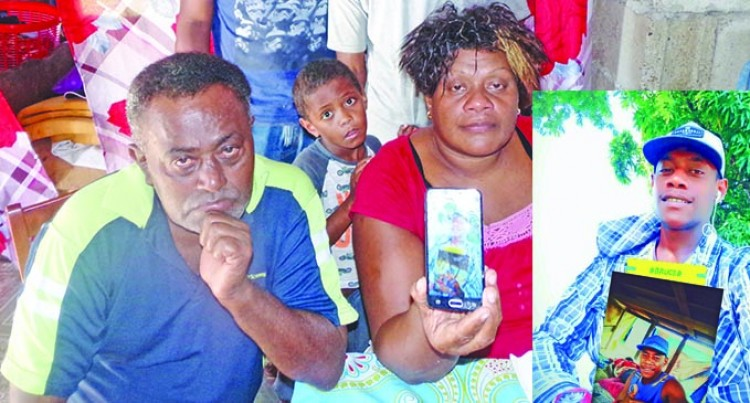 Son's Death Guts Mother