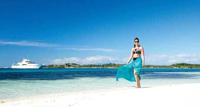 Fiji Is Stunning' Says Actress Ileana D'cruz