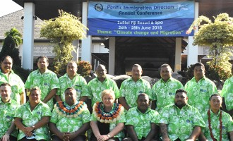 Pacific To Strengthen Border Control Systems