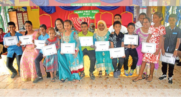 Akbar Joins Teachers, Parents And Students In Celebration