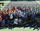 Give Your Best, Minister Tells Tennis Players