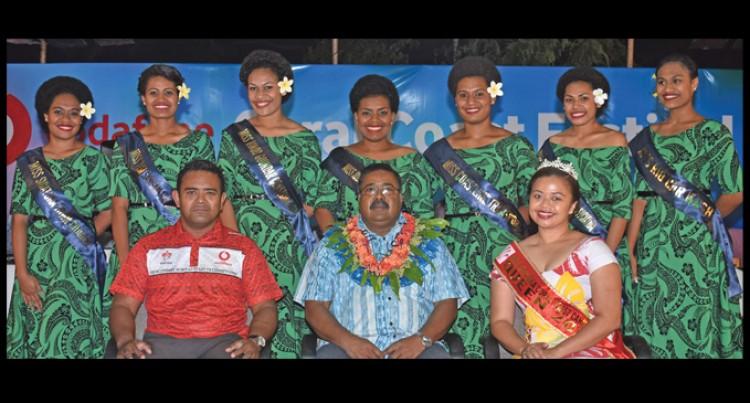 7 Contestants Vie For The Coral Coast Carnival