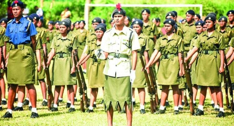 Kapadia Honoured To Be Parade Adjutant