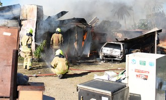 Granny's Home Of 60 Years Destroyed By Fire