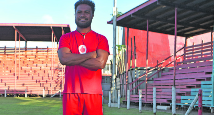Winners Don't Quit, Says Logaivau